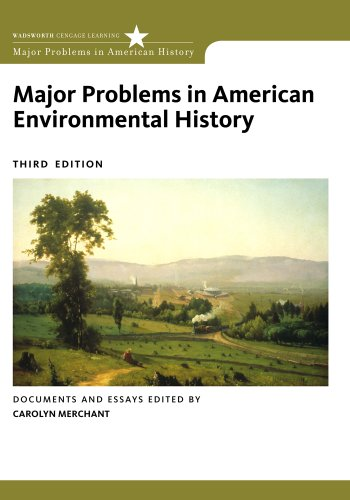 major problems in american environmental history documents and essays Common knowledge series major problems in american history major problems in environmental history by in asian american history: documents and essays.